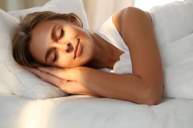 質の良い睡眠に脳内物質が効果あり画像
