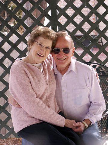 熟年夫婦画像